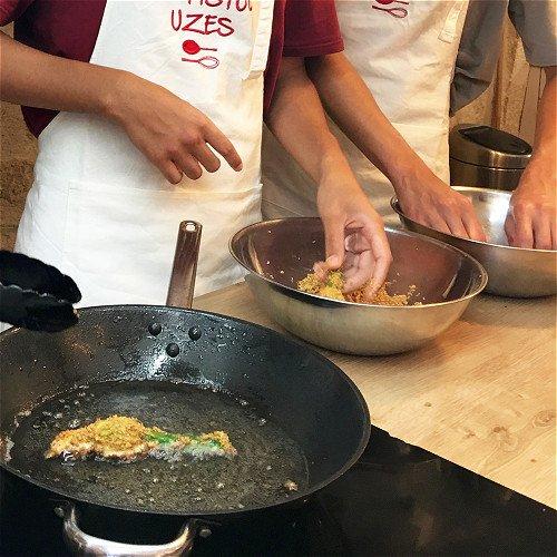 Ateliers Culinaires A Uzes La Main A La Pate Lou Gard Tour